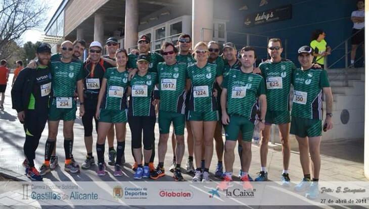 Urban Runner's Club Montemar