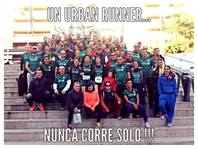 MONTEMAR URBAN RUNNER´S CLUB